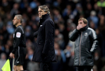 Roberto Mancini will relish the Cup ties against Kenny Dalglish
