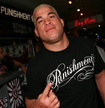 The king of excuses; Tito Ortiz.