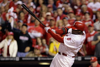 Ryan Howard is a feared slugger for the Phillies