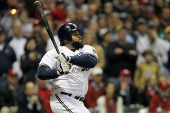 Prince Fielder is on the free agent market
