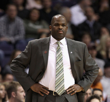 Nate McMillan is in his 7th season as Head Coach