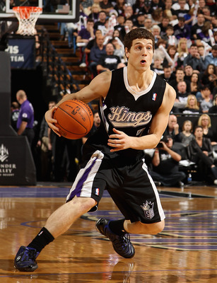 Fredette isn't at BYU anymore, but looks like he belongs in the NBA.