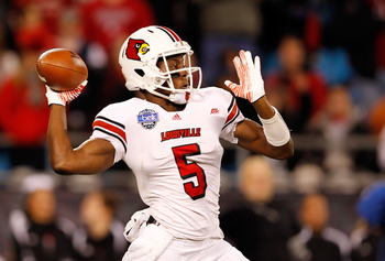 QB Teddy Bridgewater will look to build on an impressive freshman season