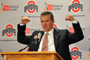 The Buckeyes enter 2012 galvanized by the hire of Urban Meyer