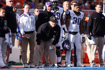 Gary Patterson and the Horned Frogs are well-equipped to make a splash in the Big 12 next season