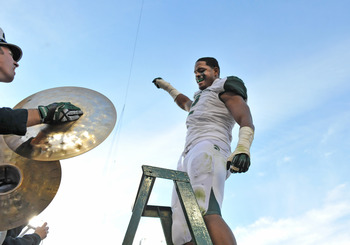 The Spartans will lean on its rugged defense early in 2012, led by DE Will Gholston