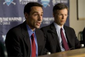 Indians General Manager Chris Antonetti