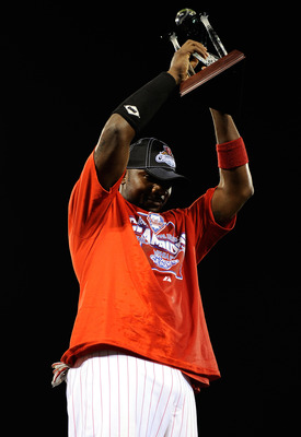 Ryan Howard added 2009 NLCS MVP to his extensive collection of achievements
