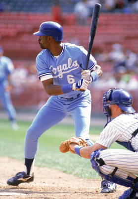 One of the best speed demons and lead-off hitters during his career.
