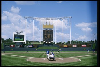 Kauffman Stadium remains one of the best in baseball.