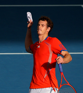 Andy Murray - Brisbane International 2012