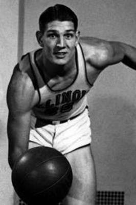 Gene Vance was elected into the Illini All-Century team in 2004