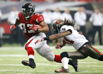Michael Turner, Falcons