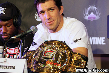 Could Luke Rockhold and King Mo someday hold UFC belts?