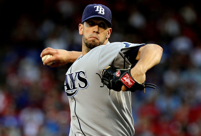 James Shields Trade Talk: 10 Packages Tampa Would Likely Accept for Its Ace