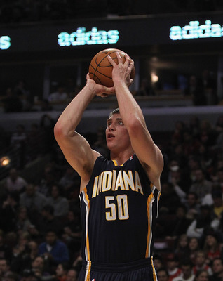 Tyler Hansbrough muscles himself into the box score night after night