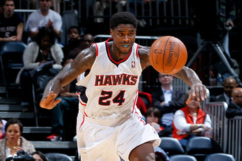 Marvin Williams is having an average season with Atlanta