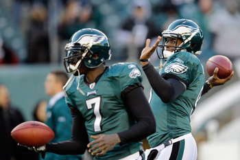 It's time for Young to be in Vick's rearview mirror.