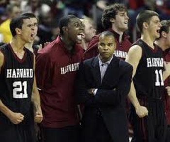 Amaker has Harvard looking like more than your average Ivy team.