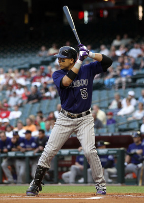 CarGo puts up MVP type numbers when he's able to stay on the field.