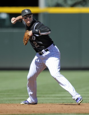 Tulowitzki can separate himself from the SS pack in 2012.