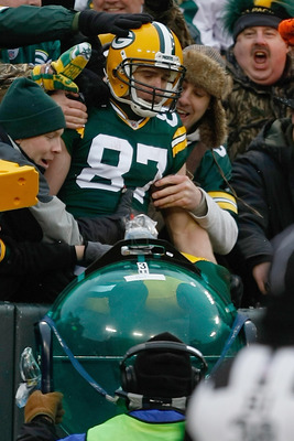 The Lambeau Leap