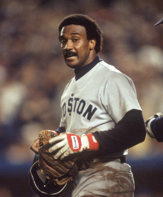 Jim Rice barely made it to Cooperstown after a great career with the Red Sox.