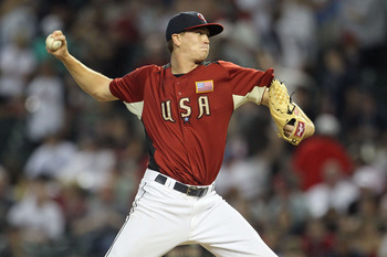 Kyle Gibson will not pitch in 2012, but it would be wise to keep track of his rehab from Tommy John surgery.