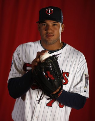 Deolis Guerra could become a key player in 2012 if the Twins bullpen remains ineffective.