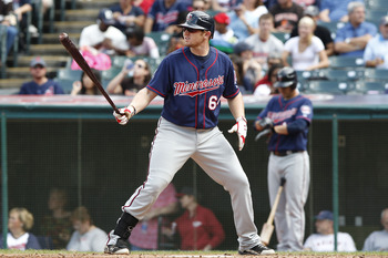 Chris Parmelee performed well during a September call-up last season. Can the former first-round pick be the Twins first baseman of the future?