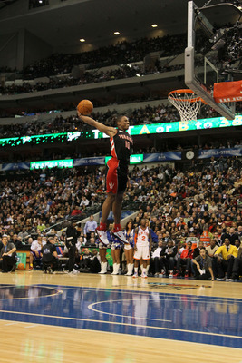 Great athleticism displayed by DeRozan