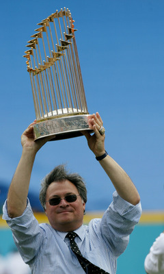 Jeff Loria, owner of the Florida Marlins