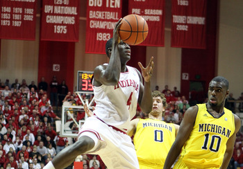 Victor Oladipo has been an explosion of energy for the Hoosiers.