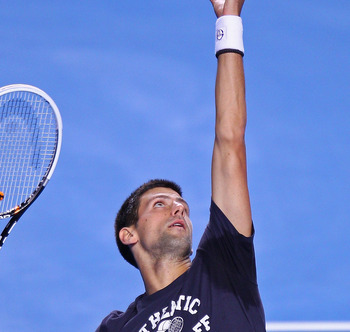 Novak is well on his way to being an all time great on the hard stuff.