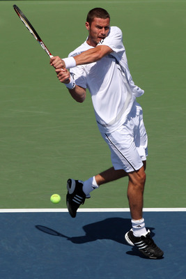 Marat Safin made four hard court slam finals.