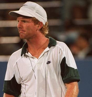 The former number one qualified for three hard court major finals in his career.