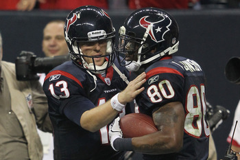 T.J. Yates to Andre Johnson needs to be a phrase used all day.
