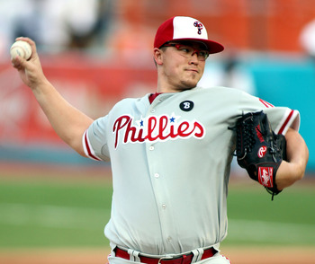 Vance Worley won an impressive 12 games making the major league minimum