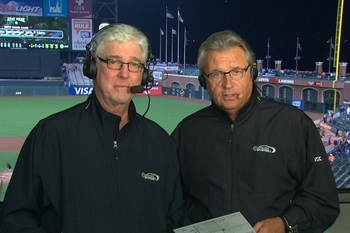 """Kruk and Kuip"" at beautiful AT&T Park"