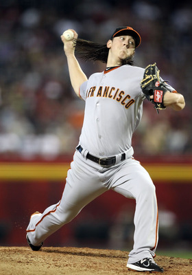 Tim Lincecum has struck out over 200 batters in each of his four full seasons