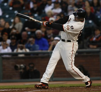 "Barry Bonds provided many ""we are goin' home"" moments"