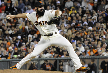 Closer Brian Wilson hopes to rebound from arm trouble in 2011