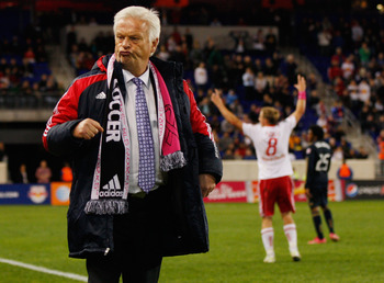 Is Hans Backe to blame for NYRB's poor Superdraft selection?
