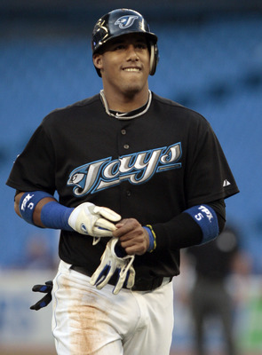 Former Brave Yunel Escobar comes to town this season during inter-league play.