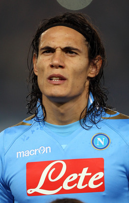 Uruguayan International Edinson Cavani