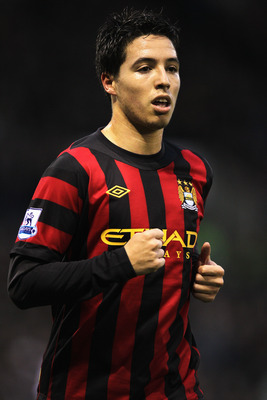 French International Samir Nasri