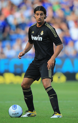 German International Sami Khedira