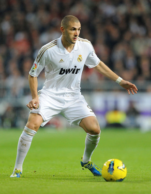 French International Karim Benzema
