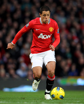 Mexican International Chicharito
