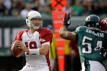 The Eagles lost to Kevin Kolb's backup